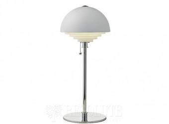 Настольная лампа Motown Herstal medium white 13007200120