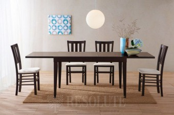 Стол деревянный со стеклом Olivo&Godeassi G/4702-V130 Fly