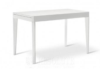 Стол деревянный со стеклянной столешницей Jimy 120 Natisa TL 1422