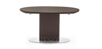 Стол металлический со стеклом Olivo&Godeassi G/4701 Teorema