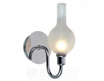Настенный светильник для ванной комнаты MARKSLOJD LIBERTY Chrome 106379