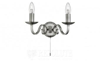 Настенный светильник RICHMOND Searchlight 1502-2SS