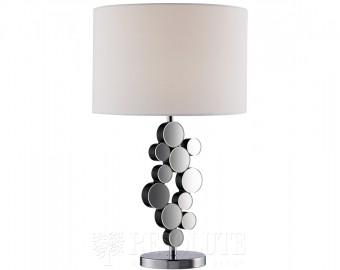 Настольная лампа Searchlight MIRRORED 3572CC