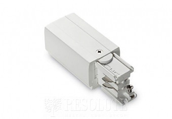Коннектор LINK TRIMLESS MAINS LEFT WHITE Ideal Lux 169583