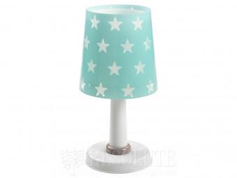Детская настольная лампа Dalber Green Stars 81211H