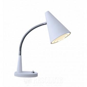 Настольная лампа Duet Herstal brass/white 13001142020