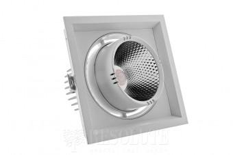 Светильник врезной VISION SQUARE ELS166R/35W