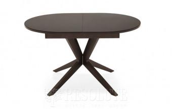 Стол деревянный со стеклом G/4706 Kaori Olivo&Godeassi