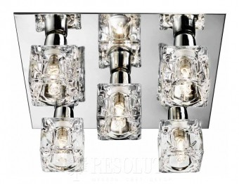 Потолочный светильник Searchlight ICE CUBE 2275-5