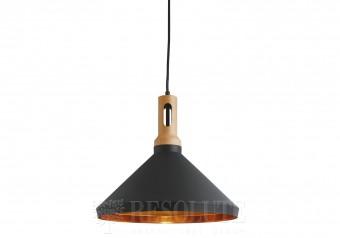 Подвесной светильник PENDANTS Searchlight 7051BK