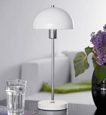 Настольная лампа Herstal Vienda white 13071140120