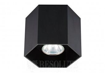 Точечный светильник ZumaLine POLYGON 20035-BK