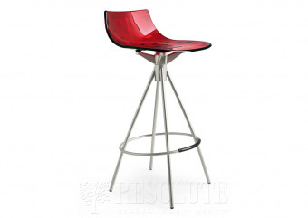 Стул полубарный CB/1049 ICE Connubia by Calligaris