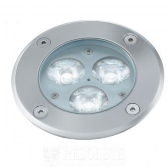 Встраиваемый уличный светильник Searchlight LED Outdoor 2505WH