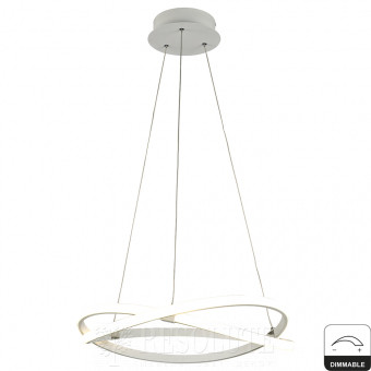 Настенный светильник Nowodvorski BARON white I 5990