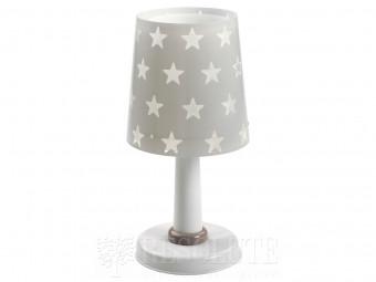 Детская настольная лампа Dalber Grey Stars 81211E