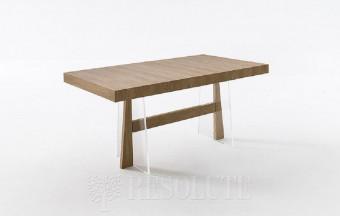 Стол деревянный Flexi 160 Natisa TL 1472