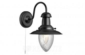 Настенный светильник FISHERMAN Searchlight 5331-1BK