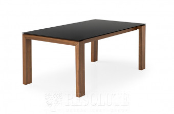 Стол деревянный SIGMA GLASS CB/4069-LV 180 CONNUBIA