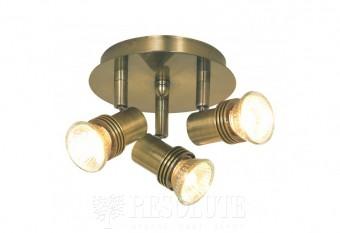 Спот потолочный Searchlight DECCO P633AB